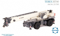 Conrad TEREX RT 90 Rough Terrain Crane